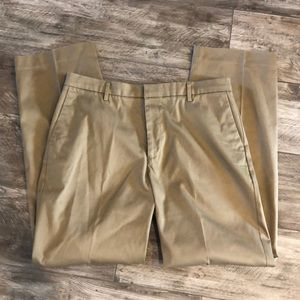 Dockers khaki classic fit dress pants